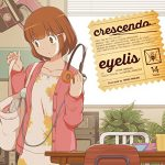 [Album] eyelis – 「crescendo」 (2016.05.18/MP3/RAR)