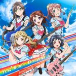BanG Dream! Poppin'Party 1stシングル「Yes! BanG_Dream!」