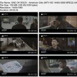 [MUSIC VIDEO] ONE OK ROCK – American Girls (MP4/RAR)
