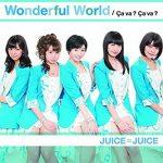 [MUSIC VIDEO] Juice=Juice – Wonderful World/Ca va ? Ca va ? (初回生産限定盤C+D) (2015.04.08/MP4/RAR)