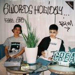 [Single] BIM – 6 Words Holiday feat. ERA (2017.04.12/MP3/RAR)