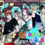[Single] SOARA – ALIVE SOARA ユニットソング「Wonder Wand」 (2017.03.24/MP3/RAR)