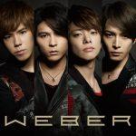 [Single] WEBER – オオカミの涙 (2017.02.08/MP3/RAR)