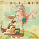 [Single] YUKIE & Nanclenaicers – Departure (2017.03.01/MP3/RAR)