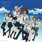 [Single] AiM – Keep on~tri.Version~ (2017.02.22/MP3/RAR)