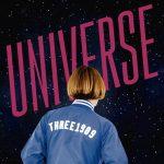 [Single] THREE1989 – UNIVERSE (2017.02.25/AAC/RAR)