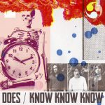 [Single] DOES – KNOW KNOW KNOW (2016.03.02/RAR/MP3)