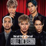 [Single] EXILE THE SECOND – Shut up!! Shut up!! Shut up!! (2016.08.24/MP3/RAR)
