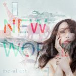 [Album] me-al art – NEW WORLD (2015.09.09/RAR/MP3)