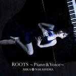 [Single] 中島 美嘉 – ROOTS~Piano & Voice~ [AAC- M4A / RAR]
