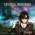 [Single] ToshI – CRYSTAL MEMORIES [MP3 + FLAC / CD/RAR]