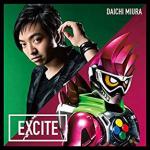 [Single] 三浦大知 – EXCITE (2018.01.18/AAC/RAR)