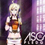 [Single] ASCA – Pledge (2018.02.21/MP3/RAR)