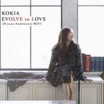 [Album] KOKIA – EVOLVE to LOVE -20 years Anniversary BEST- (2018.02.21/MP3+Flac/RAR)