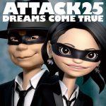 [Album] DREAMS COME TRUE – Attack25 (2014/FLAC + MP3/RAR)