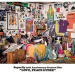 "[Album] Superfly – Superfly 10th Anniversary Greatest Hits ""LOVE, PEACE & FIRE"" (2017/FLAC + MP3/RAR)"