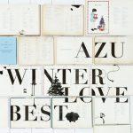 [Album] AZU – WINTER LOVE BEST (2014.12.10/MP3+FLAC/RAR)