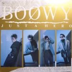 [Album] BOOWY – JUST A HERO (Reissue 2001)(1986.03.01/MP3+FLAC/RAR)