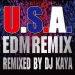 [Single] DA PUMP – U.S.A. (EDM Remix) [Remixed by DJ KAYA] (2019.04.10/MP3/RAR)