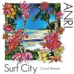 [Album] ANRI – Surf City -Coool Breeze- (2013.07.10/MP3/RAR)