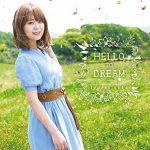 [Single] 井口裕香 – HELLO to DREAM (2019.07.17/MP3/RAR)