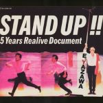 [Album] 矢沢永吉 – Stand Up!! -5 Years Realive Document- (1989.02.15/MP3/RAR)