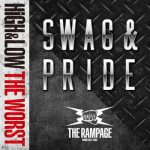 [Single] THE RAMPAGE from EXILE TRIBE – SWAG & PRIDE (2019.09.12/AAC/RAR)