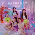 [Single] SATURDAY (세러데이) – The 3rd Single Album 'IKYK' (2019.09.19/MP3+FLAC/RAR)
