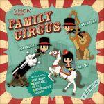 [Album] YMCK – FAMILY CIRCUS (2019.11.04/MP3/RAR)