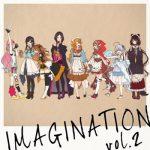 """[Album] VTuber Album """"IMAGINATION vol.2"""" – Covers JPOP (2019.11.02/MP3/RAR)"""