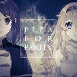 [Album] Sakuzyo & Aaya Midorizaka – PLEA FOR PARITY / Sakuzyo & 緑坂亜綾 (2019.12.07/MP3/RAR)