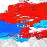 [Album] SHE'S – Tricolor EP (2019.12.04/MP3/RAR)