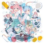 [Album] Neko Hacker – Neko Hacker (2020.01.15/FLAC 24bit Lossless /RAR)