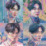 [Album] Suho (수호) – Self-Portrait – The 1st Mini Album (2020.03.30/MP3+FLAC/RAR)