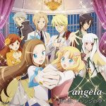 [Single] angela – 君の影、オレンジの空 (2020.06.14/MP3/RAR)