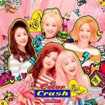 [Album] ELRIS (엘리스) – Color Crush (2017.09.03/FLAC 24bit Lossless/RAR)