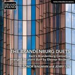 [Album] Eleonor Bindman & Jenny Lin – The Brandenburg Duets (2018.03.09/FLAC 24bit Lossless/RAR)
