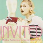 [Album] 中村舞子 – INVITED〜Maiko Nakamura featuring BEST〜 (2013.03.20/MP3/RAR)