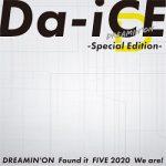 [Single] Da-iCE – DREAMIN' ON (2020.08.26/FLAC 24bit + MP3/RAR)