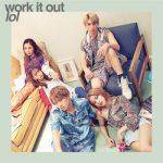 [Single] lol-エルオーエル- – work it out (2020.08.12/FLAC 24bit + MP3/RAR)