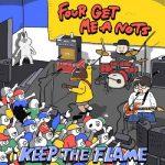 [Album] FOUR GET ME A NOTS – KEEP THE FLAME (2020.03.04/FLAC + MP3/RAR)