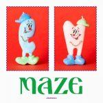[Album] chelmico – maze (2020.08.26/FLAC + MP3/RAR)