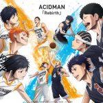 [Single] ACIDMAN – Rebirth (2020.09.04/MP3/RAR)