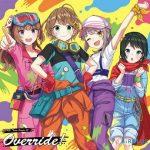 [Single] CUE!: AiRBLUE Bird – Override! (2020.09.16/MP3/RAR)
