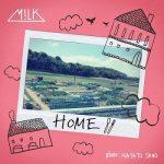 [Single] M!LK – HOME (2020.09.16/FLAC + AAC/RAR)