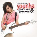 [Album] Younha (윤하) – 3rd Album Part.A Peace Love & Ice Cream (2009.04.16/FLAC + MP3/RAR)