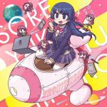 [Single] 月ノ美兎 (Tsukino Mito) – それゆけ!学級委員長 (2020.10.07/FLAC 24bit + MP3/RAR)