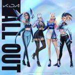 [Single] K/DA – ALL OUT (2020.11.06/MP3/RAR)