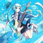 [Single] ナユタン星人 – 水色侵略 (2020.09.05/MP3 + FLAC/RAR)