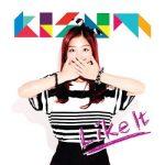 [Single] Kisum (키썸) – Like It (2014.08.29/FLAC + MP3/RAR)